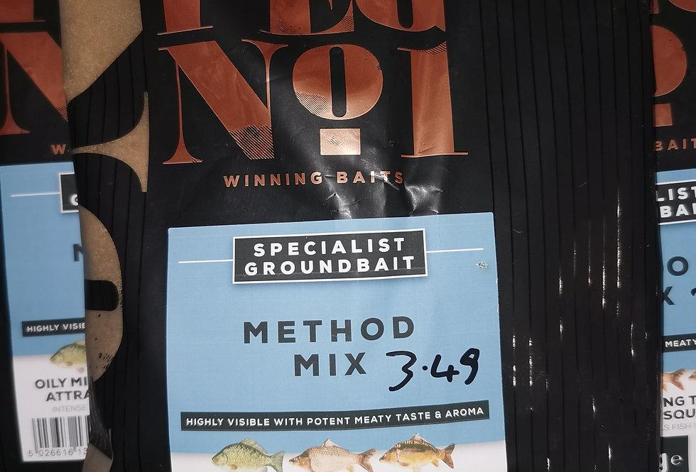 Peg No1 Method Mix Groundbait