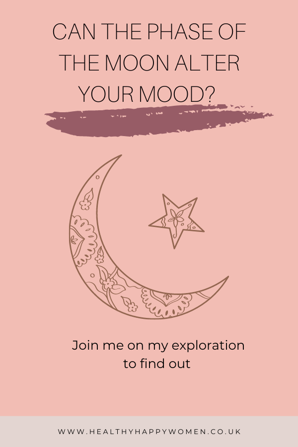 Can the phase of the moon affect your mood?