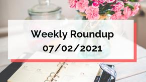 Weekly Roundup 07/02/2021