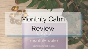 Monthly Calm - Create Better Days Review