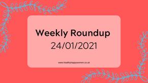 Weekly Roundup 24/01/2021