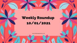 Weekly Roundup 10/01/2021