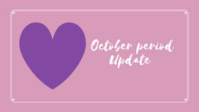 Period Update October 2020