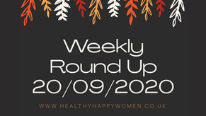 Weekly Round Up 20/09/2020