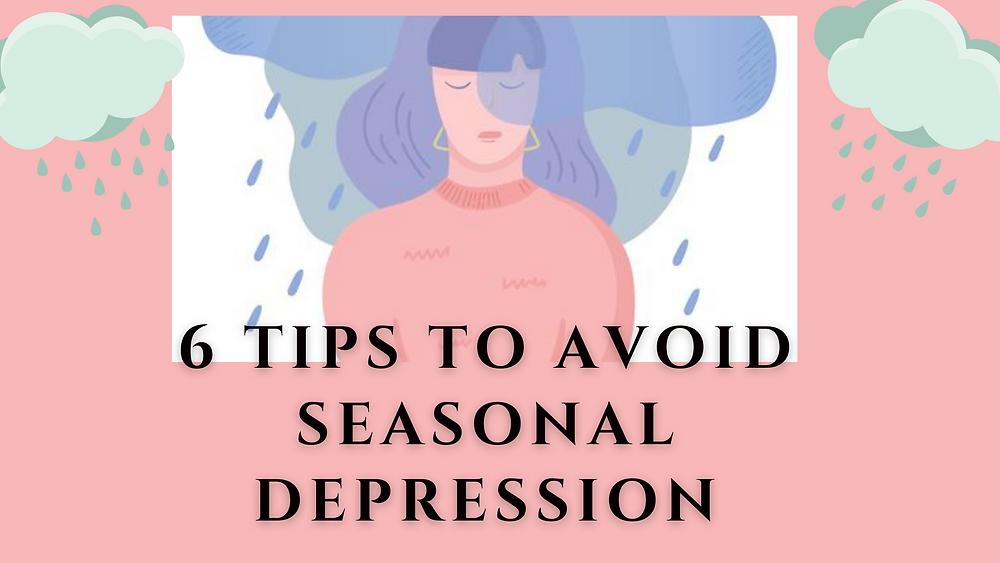 How to avoid seasonal depression