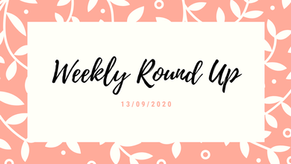 Weekly Round Up 13/09/2020