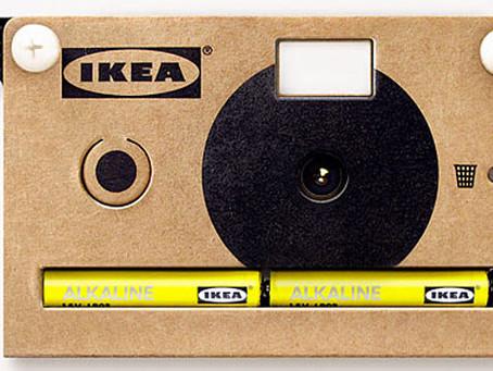 La fotocamera Ikea ora in vendita per tutti