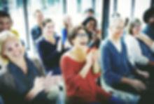 Diverse Business People Meeting Seminar