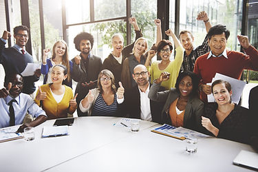 Business Team Success Achievement Arm Ra