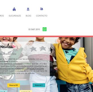 Página web Sencilla Ejemplo