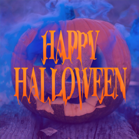 10% OFF UNTIL 1ST NOV Happy Halloween