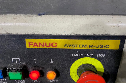 Fanuc System R-J3iC Controller