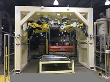 Gantry - Single fixed worktable  (Page 6
