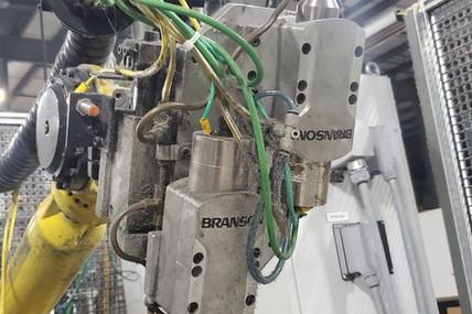 Ultrasonic Welding Robot