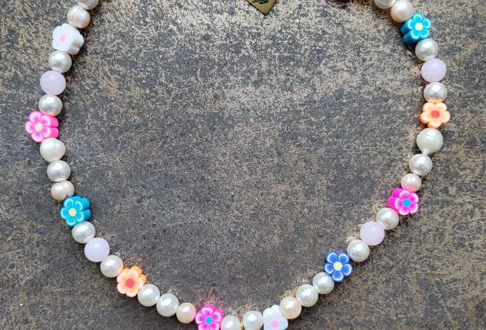 LuckyGurl chain handmade