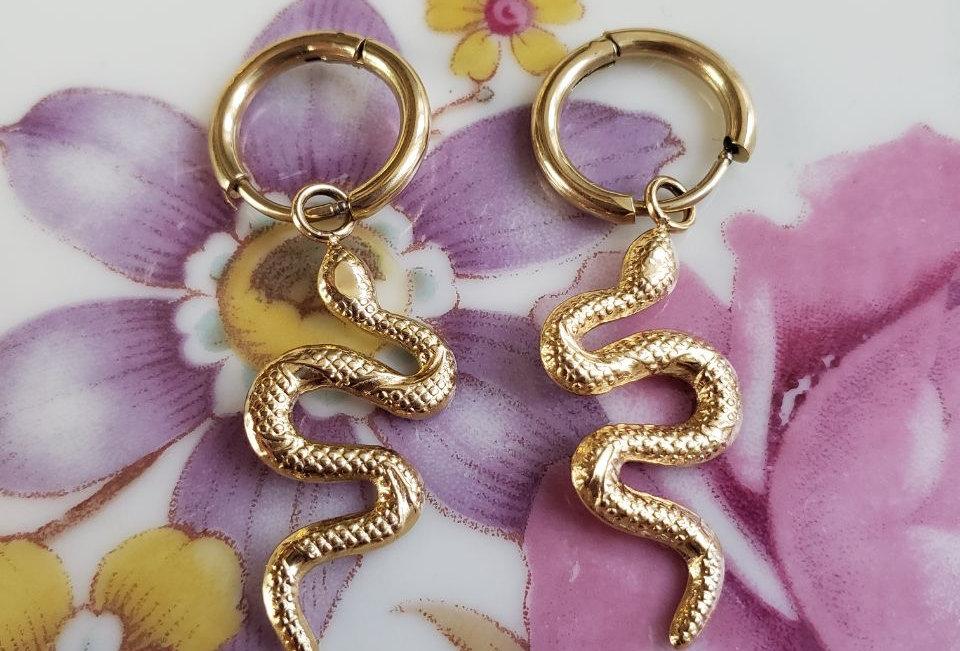 SïZouze Earrings