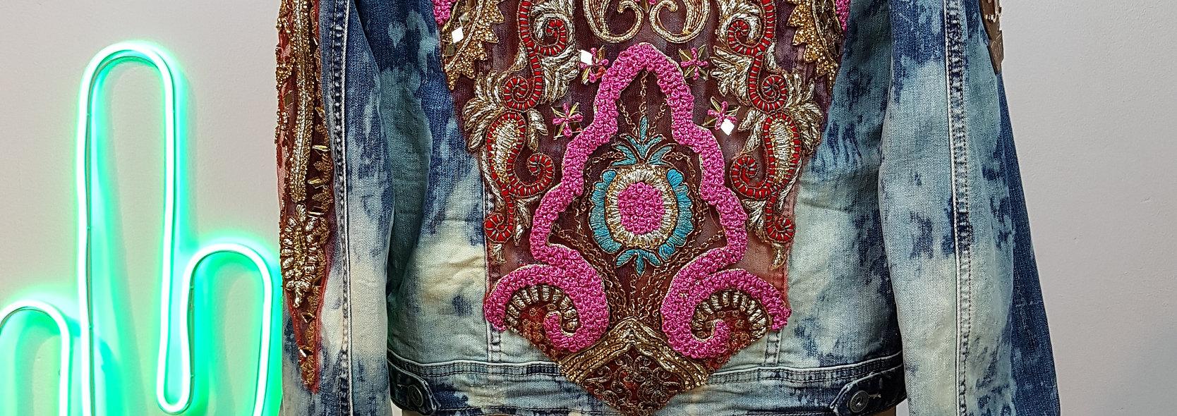 """Starchild Jacket """" Rockachella Jacket  (XL)"""