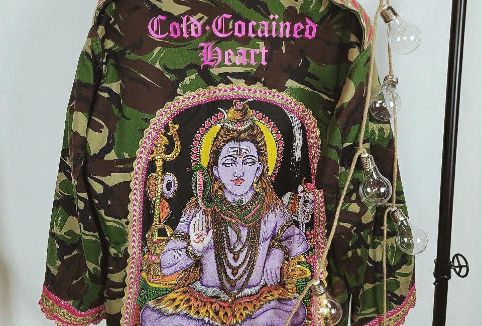 HoLy Shiva Oversize Jacket XL
