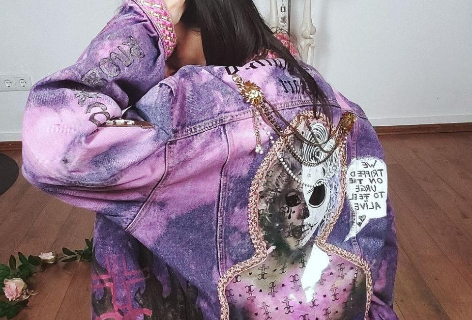 UrGe to FeeL Alive Jacket
