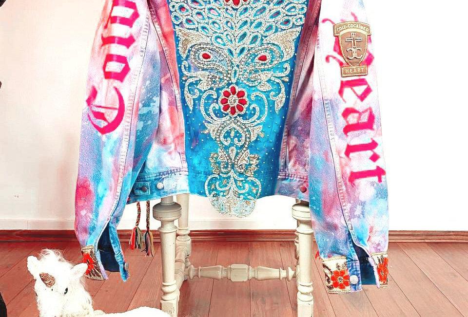 TropïCaL CaNDy jacket S - XL UNISEX