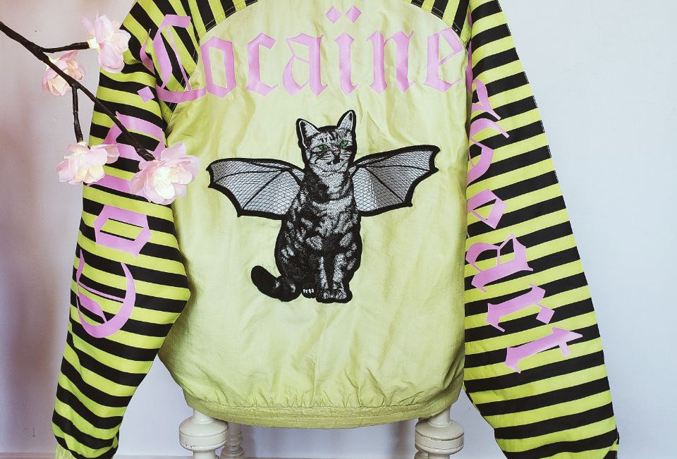BeetLeCat Vintage Windbreaker
