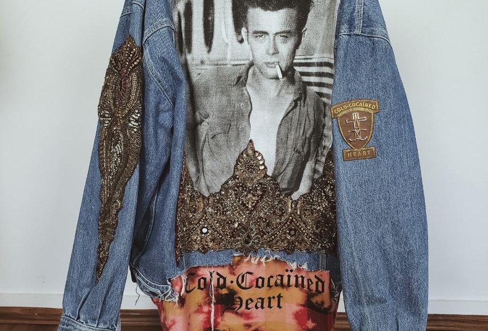 JamEs Dean Vintage Jacket (XL)