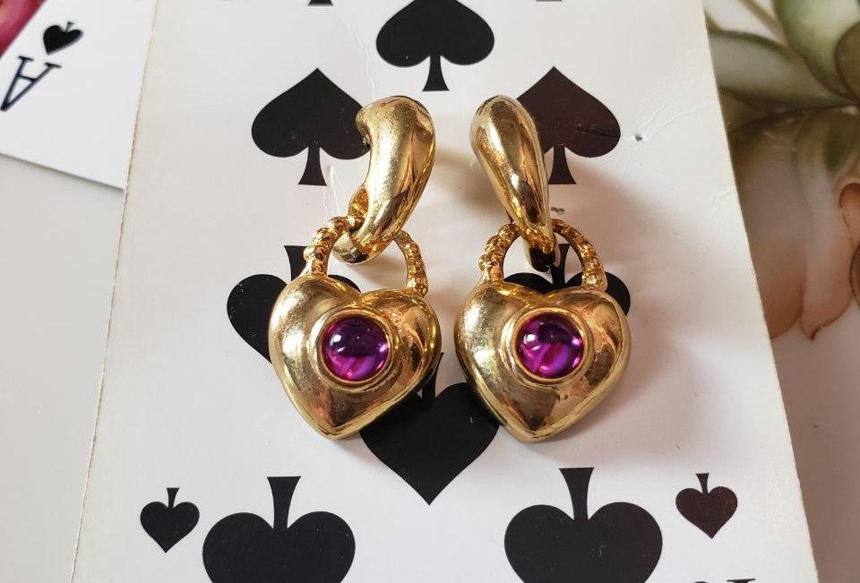 LïLac Vintage Earrings