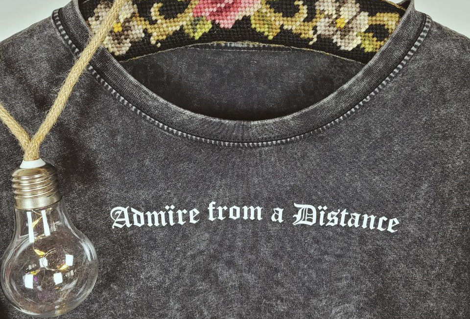 AdMire from A DisTance Shirt