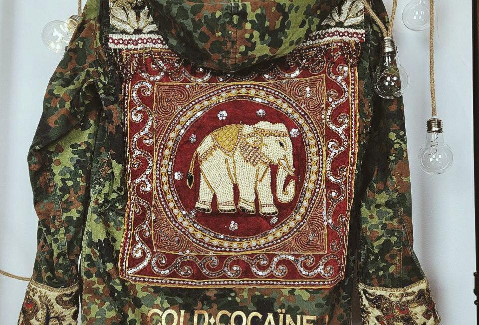 Saint éléphant PaRka M/L