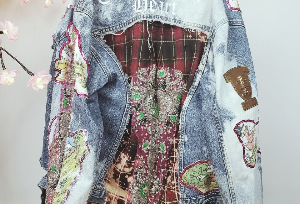 wAStED mOUse Jacket (M)