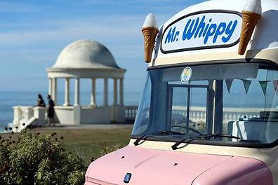 Vintage Ice Cream Van Hire
