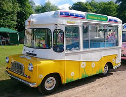 Dasiy yellow and white Vintage Ice Cream van.jpg