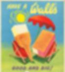 Vintage Ice Cream Van Hire Logo 2