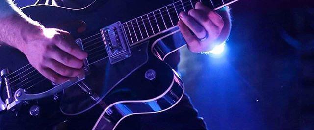 The Gretsch!!! #deartenement #guitarist