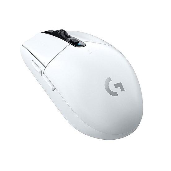 Logitech G304 Lightspeed Wireless - White