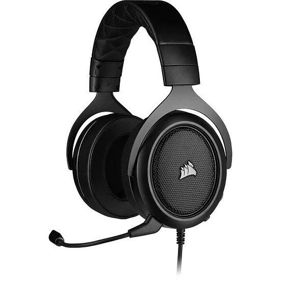 CORSAIR HS50 PRO STEREO Gaming Headset — Carbon (AP)