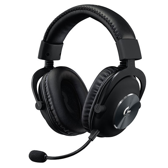 Logitech G PRO Hypersonic Gaming Headset - Black