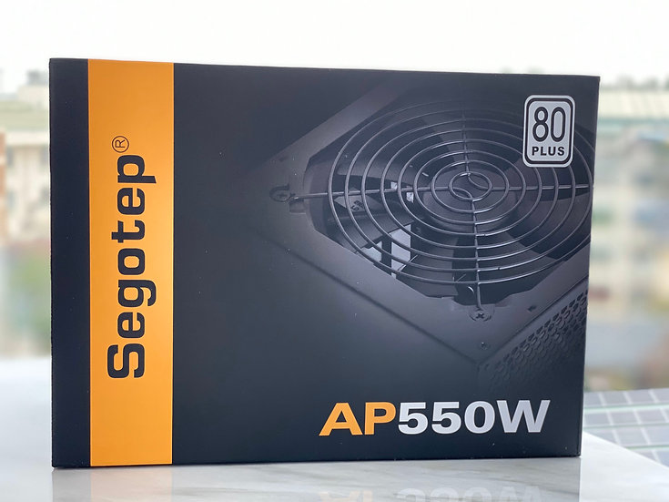 Segotep AP550W ( 550Watt / 80 Plus )
