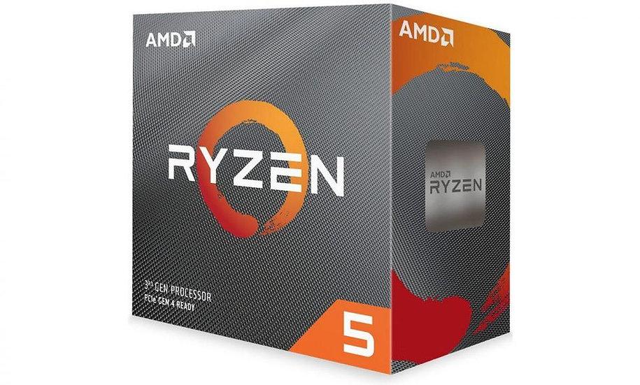 AMD Ryzen™ 5 3500X ( 6Cores / 6 Threads)