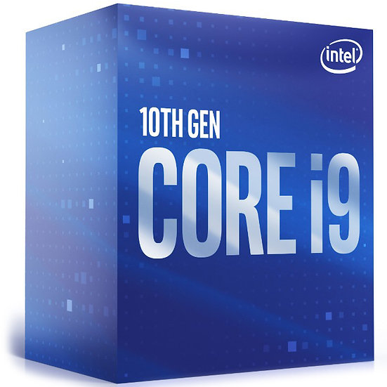 Intel® Core™ i9-10900F ( 10 Cores / 20 Threads)