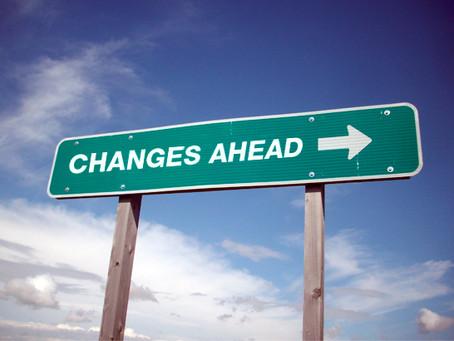 الطريق نحو التغيير