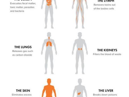 أجهزة تصريف السموم