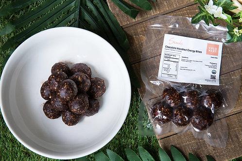 Energy Bites: Hazelnut Chocolate