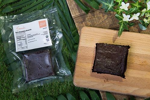 Tofu Chocolate Brownie