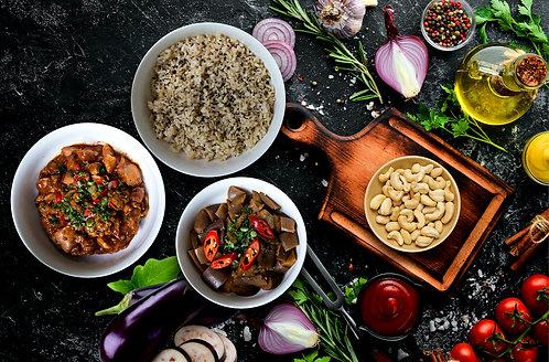 Gong Bao Chicken Box