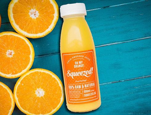 Cold Pressed Orange Juice