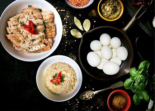 Cauliflower Fried Rice Box
