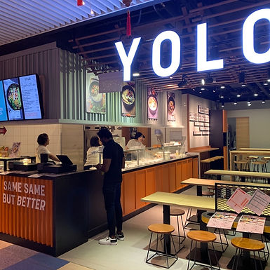 YOLO Raffles Place