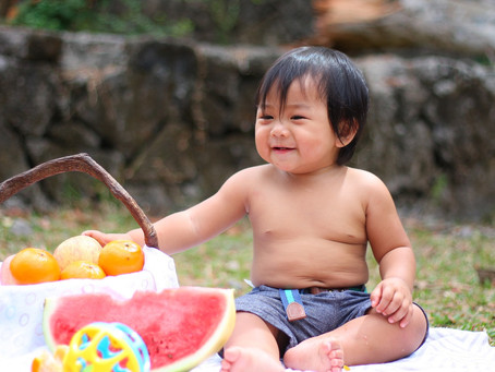 L'alimentation de l'enfant