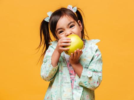 L'alimentation, la clé du bien-être de ton enfant ?